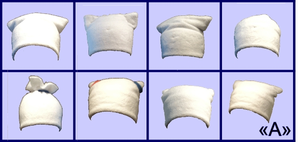 Постельное белье для новорожденного - шьем сами